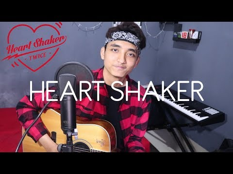 Download TWICE   Heart Shaker Cover by Reza Darmawangsa
