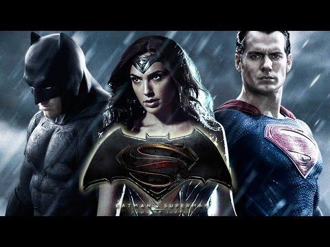 Batman v Superman First Trailer Details Revealed