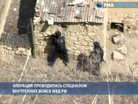 Spetznaz Kill Two Militants in Dagestan