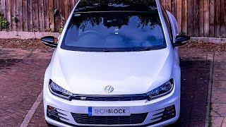 TechBlock's First Car Reveal - VW Scirocco GT Black Edition TSI