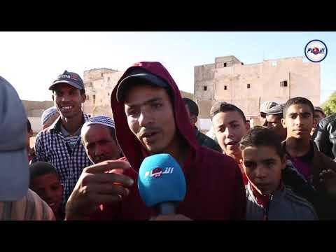 (1.15 MB) مواطن من سيدي بولعلام: الحديدي كيستغلنا حنا فقراء باش يشد الأموال