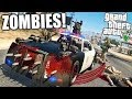 How to install Simple Zombies mod in GTA V!
