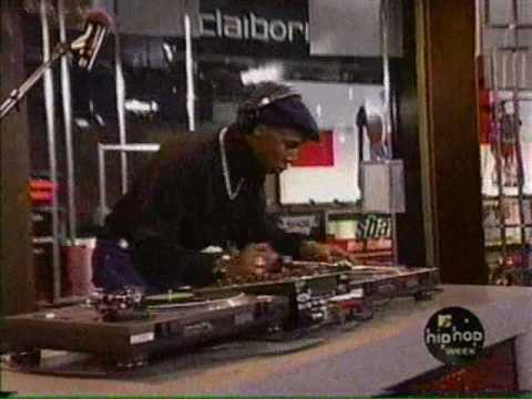 Grandmaster Flash & Jam Master Jay - Yo MTV Raps Battle