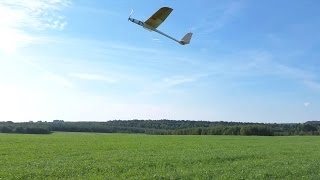 Blejzyk First RC Glider - Maiden Flight