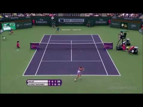 2015 BNP Paribas Open | WTA Best Shots
