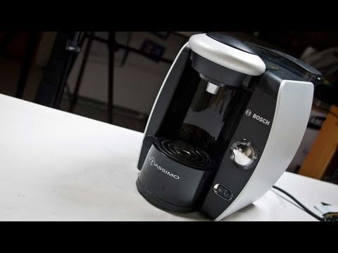 TASSIMO T45 Demo How To Save Money And Do It Yourself!