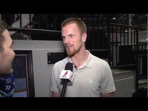 Daniel Sedin: The Gifts of a Great Season