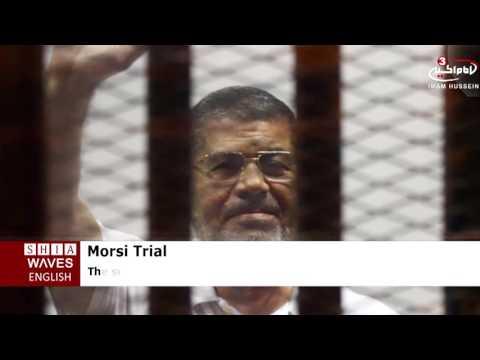 Egypt sentences ex-President Morsi to life on espionage charges .2016/06/19