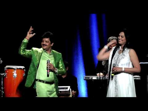 Kuch Kuch Hota Hai live in concert Las Vegas 2014 with Udit Narayan and Dipti Shah