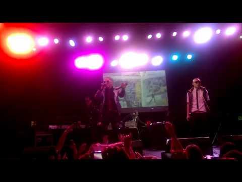 Far East Movement with Nina Sky (The Complex Salt Lake City, UT)