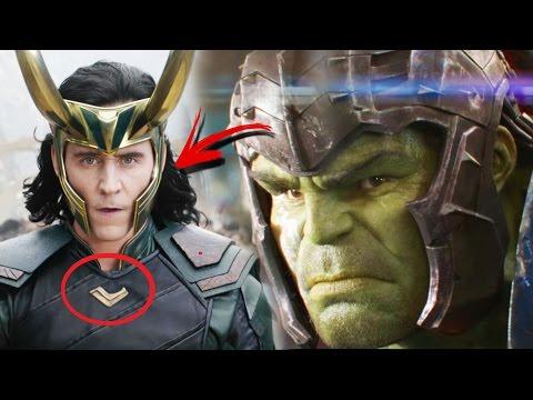 No Viste Esto en el Trailer de Thor Ragnarok Y te Sorprenderá -Análisis en español