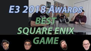 Best Square Enix Game (E3 2018 Awards)