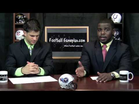 Football Gameplan's 2010 NFL Team Preview - Tennessee Titans Video