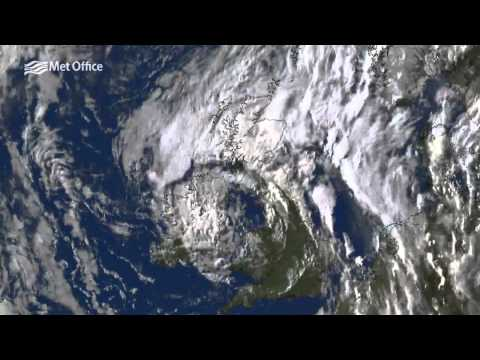 UK Weather - August 2014