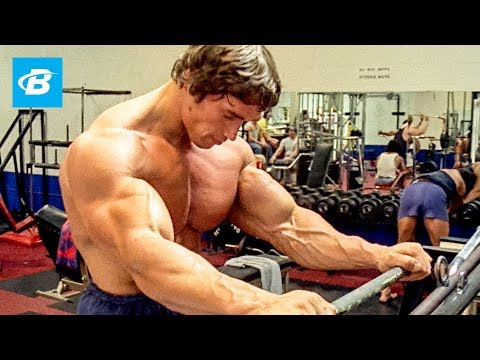 How To Train For Mass | Arnold Schwarzenegger's Blueprint Training Program