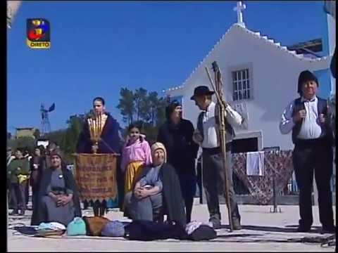 Ranchos no Adro da Igreja de Gl�ria do Ribatejo