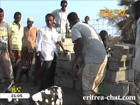 Eritrean TV   Health Protection of Livestock Farming in Southern Red Sea Region   HQ
