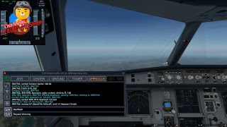 Xplane 11 Live Flight iN  Korea