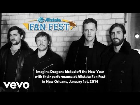 Imagine Dragons - Live @ All-State Fan Fest, 2014