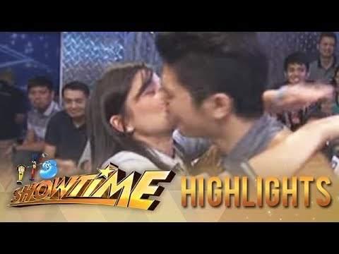 Watch Anne Curtis Kisses Vhong Navarro On Showtime full online