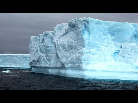 Cosmic Journeys - Fate of Antarctica