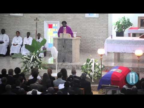 Funérailles de Jean Claude Duvalier