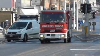 VVF di Ancona in Emergenza / Italian Fire Brigade in Emergency