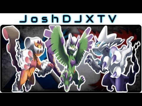Reveal Glass for Landorus Thundurus and Tornadus - Pokemon X and Y