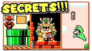 Super Mario Bros. 3 Secrets, Tips, & Tricks + Glitches!