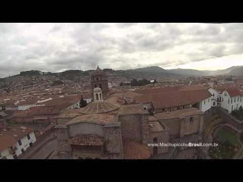 Drone da Machu Picchu Brasil - Cusco - Peru