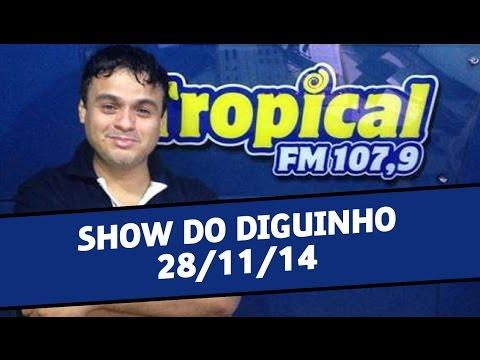 Show do Diguinho 28/11/2014