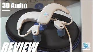 REVIEW: Hooke Verse, 3D Binaural Audio Headphones!