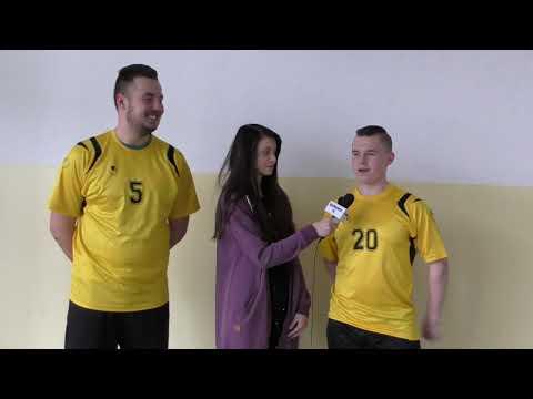 PIŁKA RĘCZNA - LICEALIADA -STASZIC . 09. 03. 2018 Rok