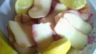 elma ve limon cayı nasıl yaplır