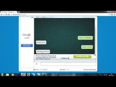 Tutorial Whatsapp Para PC SIN PROGRAMAS