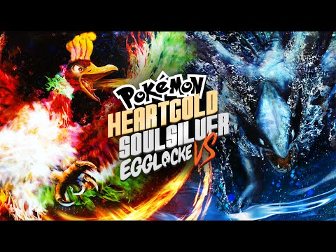 SEND US EGGS! Pokemon Heart Gold & Soul Silver Egglocke VS w/ NumbNexus