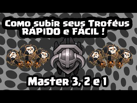 Clash of Clans - Como subir seus Troféus RÁPIDO e FÁCIL !
