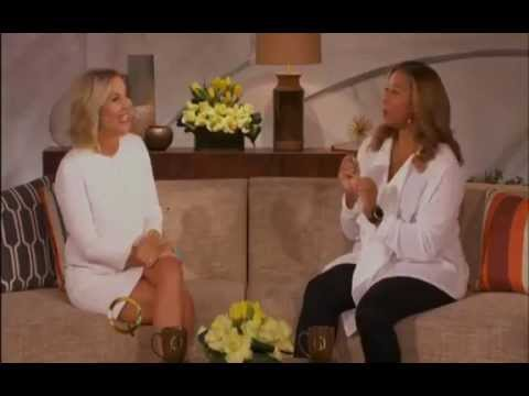 Jessica Capshaw on The Queen Latifah Show [May 15, 2014]
