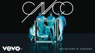 Download Lagu CNCO - Devuélveme Mi Corazón (Cover Audio) Gratis STAFABAND