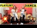 PLAYLIST + DANÇA - Sisters Lellis