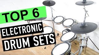BEST 6 : Electronic Drum Sets