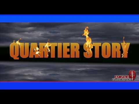 ENIGME GLADIATOR // QUARTIER STORY