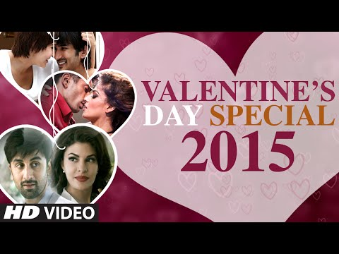 Valentine's Day Special Jukebox - 2015 | Valentine's Day Songs | T-series video