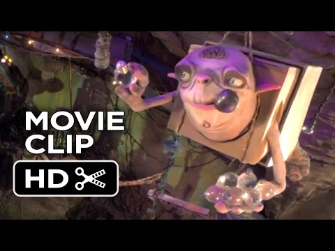 The Boxtrolls Movie CLIP - Where's Eggs? (2014) - Elle Fanning Stop-Motion Animated Movie HD