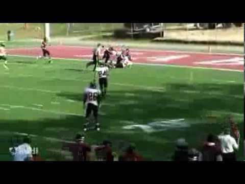 2014 Tabor Academy WR/DB Bryce Boggs Senior Season Highlight - 11/15/2013