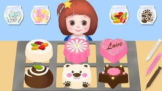 Baby Doli chocolate cooking play and baby doll toys play