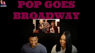 Download Lagu SUPERFRUIT/SHOSHANA BEAN Pop Goes Broadway REACTION Gratis STAFABAND