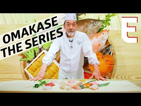 The Michelin-Starred Omakase That's A Surprise, Even for Its Chef ? Omakase