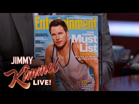 Chris Pratt - Nipple Talk