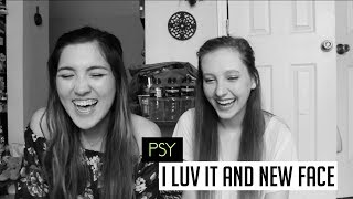 PSY I LUV IT NEW FACE Double MV Reaction